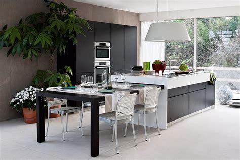 Custom Design Kitchen Islands 15 contemporary modular kitchen design solutions