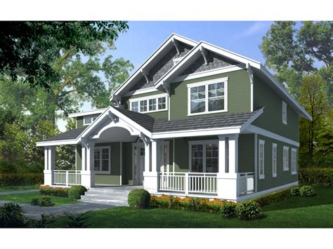 two story craftsman carters hill craftsman home plan 015d 0208 house plans