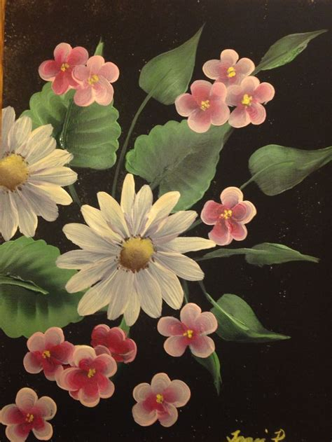 one stroke flowers painting 17 best ideas about one stroke painting on one