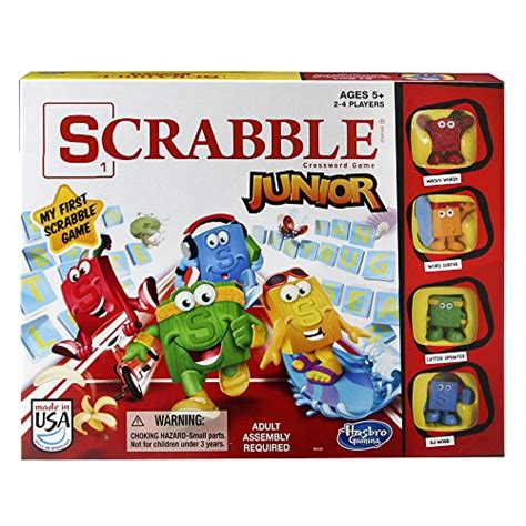 scrabble for children family spelling word board myshelle