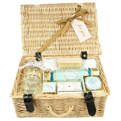 gin and tonic gift hamper by bath house