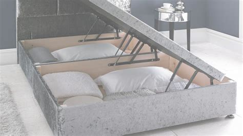 king size ottoman bed base win a or king size ottoman divan base worth up to 163