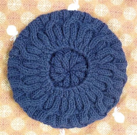 beret knitting pattern needles brambling beret knitting patterns and crochet patterns