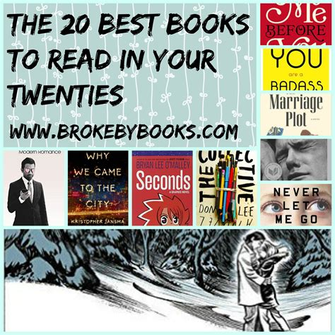 top 20 picture books 20 best books to read in your twenties books for twenty