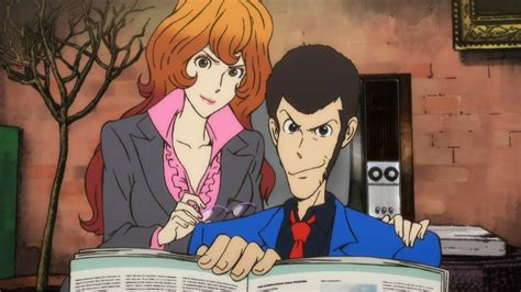 lupin the third lupin the third part4 14 review time to the mona