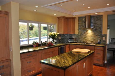 pot lights in kitchen recessed lights