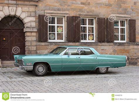 Green Cadillac by Green Cadillac Editorial Stock Image Image 44462279