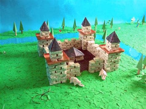 origami castle joost langeveld origami page