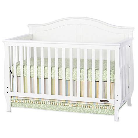 kid craft crib child craft camden 4 in 1 convertible crib in white www
