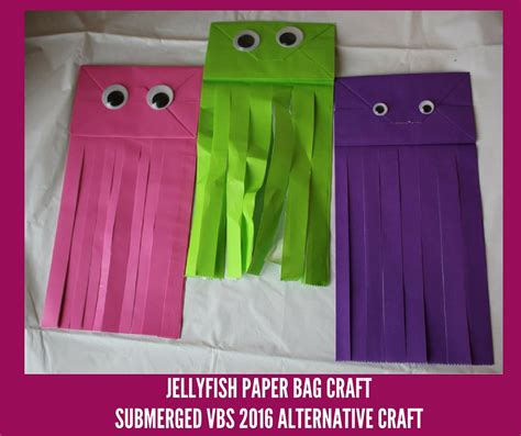vacation bible school craft ideas vbs 2016 submerged crafts