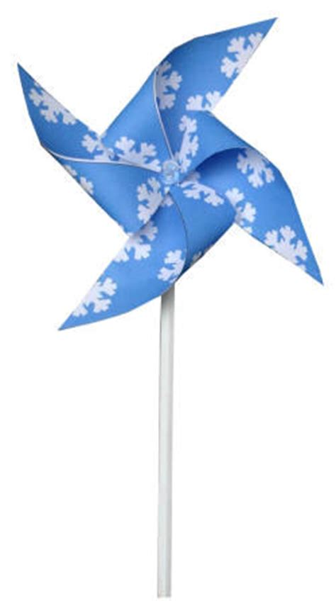 pinwheel craft for winter pinwheel craft