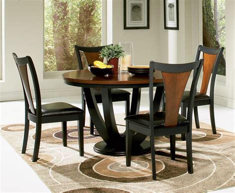 modern kitchen furniture sets coaster boyer 5 contemporary dining set usa furniture warehouse