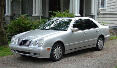 2000 Mercedes E320 4matic by Mercedes E320 2000 2000 Mercedes E320 4matic From Mini