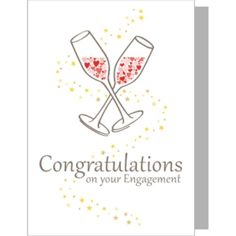 how to make engagement cards greeting card congratulations on engagement for delivery