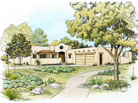 southwestern style house plans bosswood southwestern style home plan 095d 0044 house