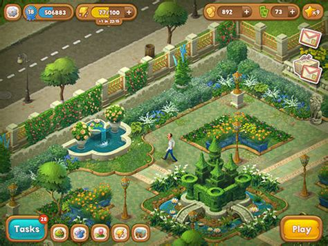 Gardenscapes New Acres Areas скачать Gardenscapes New Acres на андроид через торрент