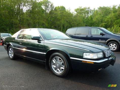 Green Cadillac 1999 emerald green cadillac eldorado coupe 49244794