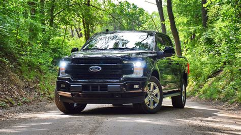 Ford F 150 by 2018 Ford F 150 Drive Review