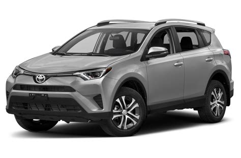 Toyota Suv Reviews by New 2018 Toyota Rav4 Price Photos Reviews Safety