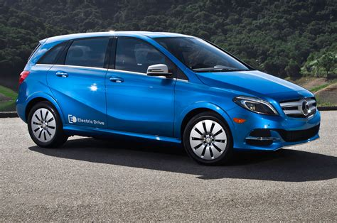 Mercedes B Class Electric by 2015 Mercedes B Class Electric Drive Wallpapers9