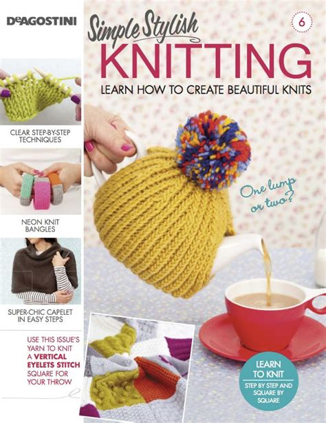 knit wear magazine subscription 8 best images about simple stylish knitting magazine on