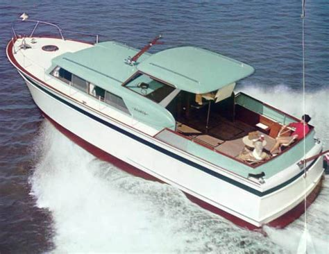 chris craft project chris craft 36 roamer top not sure of the year the