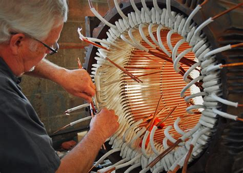 Electric Motor Repair by Motor Rewinding Company Impremedia Net