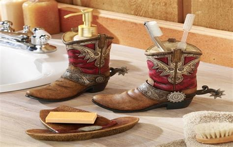 western themed bathroom accessories bathroom ideas categories ceiling fans for small