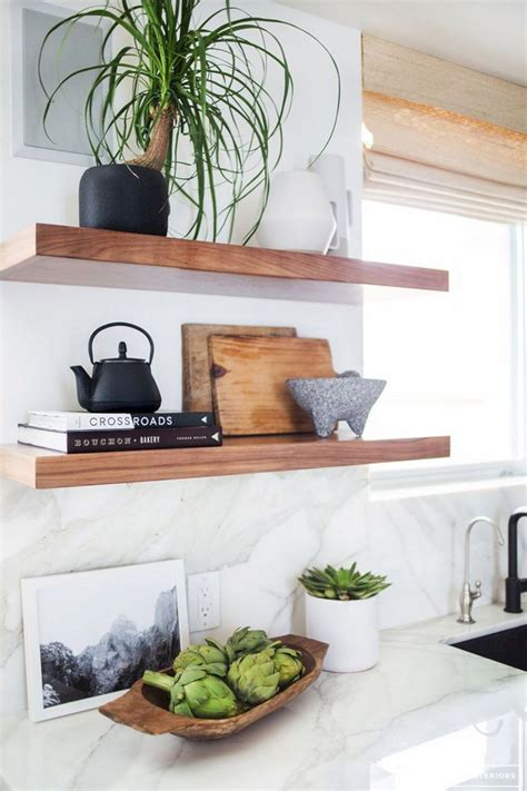 kitchen wall shelves ideas kitchen ideas with floating shelves kitchen ideas with floating shelves design ideas and photos