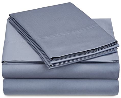 thesweethome sheets pinzon 500 thread count pima cotton sateen sheet set