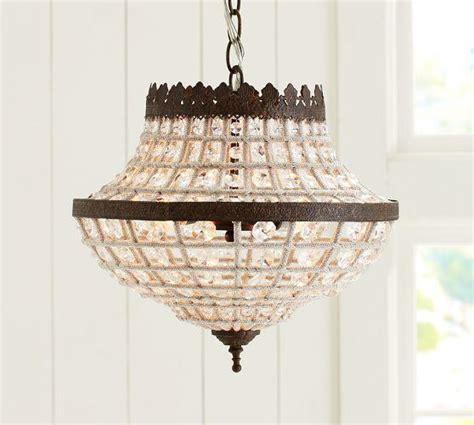 pottery barn beaded chandelier dalila beaded chandelier pottery barn