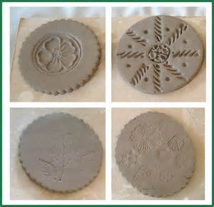 how to make ceramic how to make easy coasters learn to work with clay