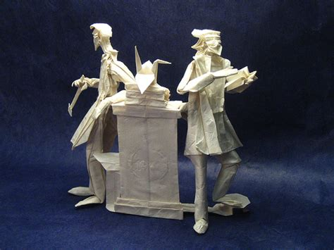 mit origami origamit paperfolding at mit