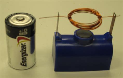 Simple Electric Motor by Simple Electric Motor