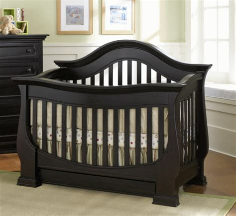 black cribs for babies furniture designs
