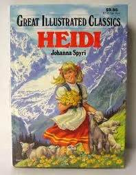 heidi picture book 17 best images about heidi on day book