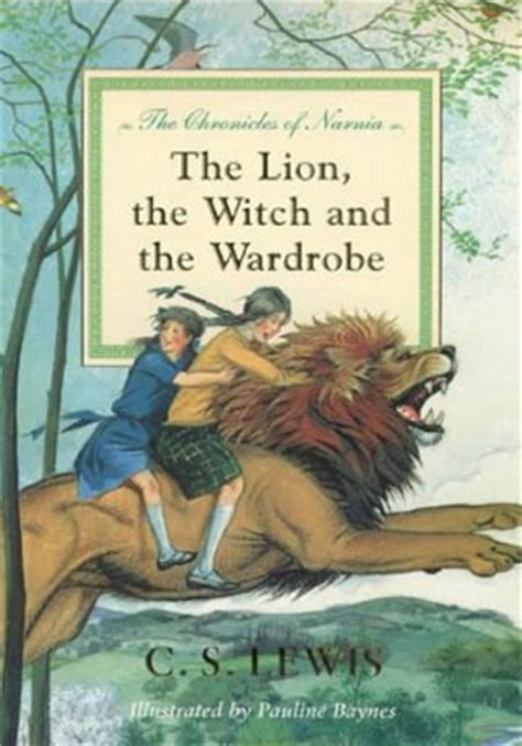the the witch and the wardrobe picture book chronicles of narnia book