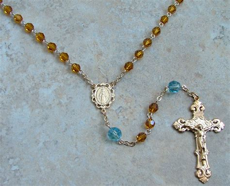 and rosary handmade rosary designs design my rosary personalized