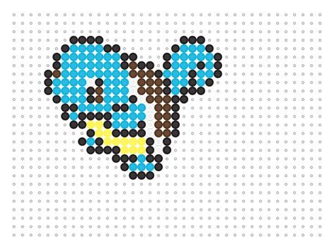 perler squirtle 386 best images about perler patterns on