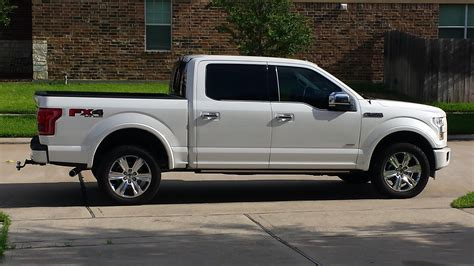 Ford F150 Forums by 2016 Platinum Color Choices Page 3 Ford F150 Forum