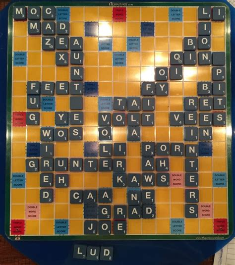 is yin a word in scrabble tsang wai yin jason came in the scrabble