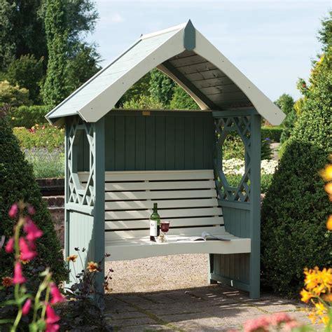 rowlinson britannia garden arbour
