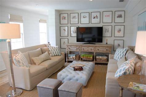 Coastal House coastal living ultimate beach house game room hooked on
