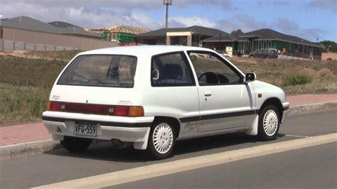 Daihatsu Charade by 1991 Daihatsu Charade G100 Mizuno Sports