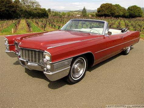 1965 Cadillac Convertible For Sale 1965 cadillac for sale