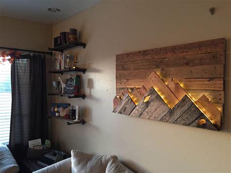woodwork at home wooden mountain range wall mountain range ranges