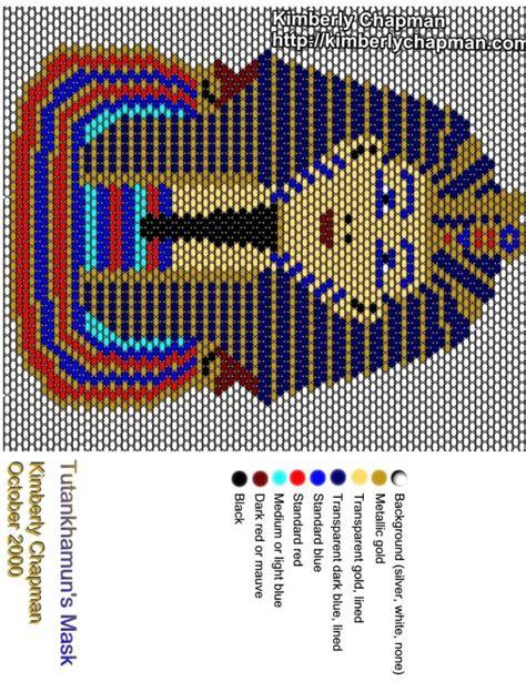 bead pattern chapman s beading patterns