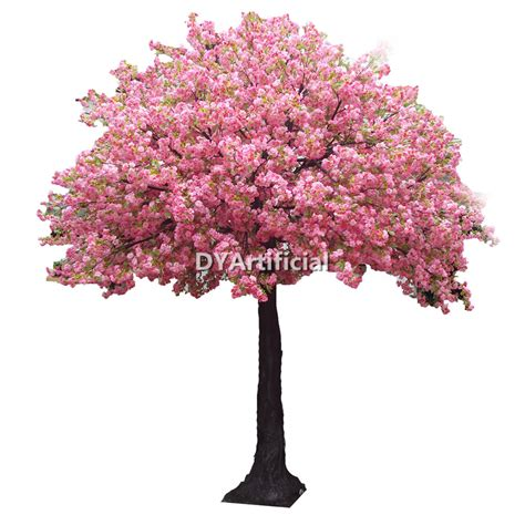 350cm height artificial pink cherry trees dongyi