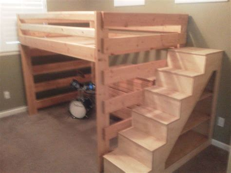 steps for bunk beds best 25 bunk beds with stairs ideas on bunk