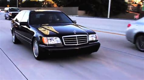 Mercedes W140 by Mercedes W140 S500 Hd